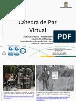 Aproximación a Los Conceptos de Conflictos, Violencias y Paz _2019