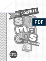 Gd Sumados Matematica 5
