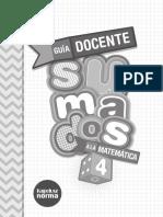 Gd Sumados Matematica 4