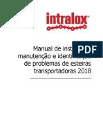 Manual de instalação, manutenção e identificação de problemas de esteiras transportadoras