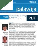 Postharvest Loss Vegetables-AL Acedo Jr