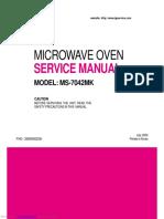 model ms-7542mk LG