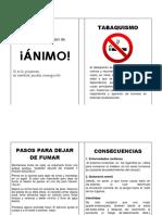disptico tabaquismo