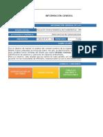 Matriz de Análisis Pestel - Evaluación de Factores Externos
