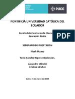 Disertación Méndez _ Sánchez
