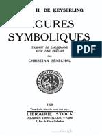 Figures Symboliques, Por H. de Keyserling