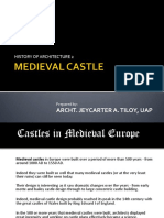 !!!Reviewer Medieval Castles in Europe