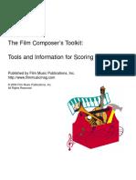 Film Score Toolkit