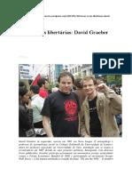 David Graeber - Novas Vozes Libertárias, David Graeber.docx