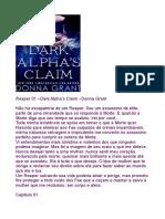 Donna Grant - Reaper 01 - Dark Alpha's Claim (CY).docx