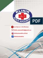 Profil Klinik Azka Nadhifa 2019