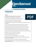 API 3. Etica.D.P