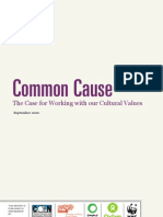 Common Cause Report