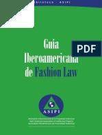 Guía Iberoamericana de Fashion Law