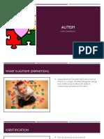 autism ppt