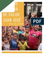 Brigada de Salud Juan José 2019