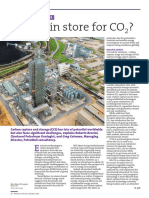 12 What's in Store for CO2