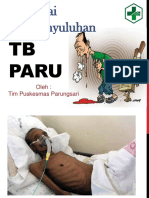 Penyuluhan TB Paru PPT