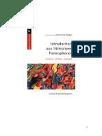Introduction a la litterature francophonne