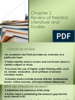 Chapter 2 - Review of Related Literature and Studies (Partial)