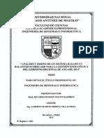 ANÁLISIS Y DISEÑO DE UN SISTEMA BASADO EN BALANCED SCORECARD PARA LA GESTIÓN ESTRATÉGICA DEL GOBIERNO REGIONAL DE ANCASH, 2014.pdf