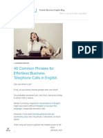 40 Must-know English Phrases for Business Telephone Calls _ FluentU Business English Blog