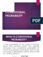 Conditional Prob Ppt