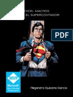 LIBRO Excel Macros Para El SuperContadorFinal