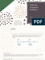 LDH Dan Pankreas