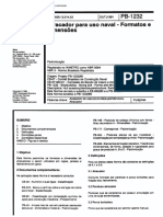 ABNT NBR 9364 PB-1232 (1991)