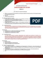 Contrataciones Del Estado - Examen 1