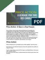Price Action - O Que é e Sua Função