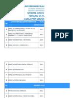 Codigos Derecho Ayacucho 2019-II