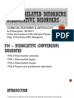 Stress-Related Disorders