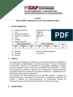 REGULACIÃ_N Y MERCADO DE LAS TELECOMUNICACIONES