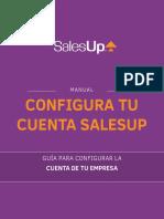 SalesUp Manual Configuracion