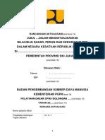 Format Rancangan Aktualisasi
