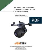 Foxtech Seeker-18 User Manual