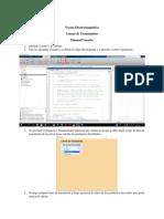 Manual Programa Lineas de Transmision