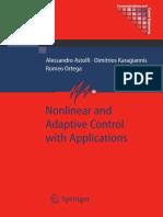 Astolfi Ortega Adaptive Nonlinear