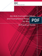 AnAntiCorruptionandComplienceProgrammeforBusiness_Apracticalguide