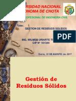 Clase 2 Residuos Solidos