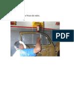 Vidros Elétricos - Manual de Instalação VW Fusca