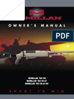TAC-50 Owner's Manual