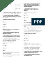 Organización de Párrafos