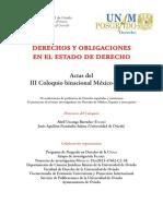 III Coloquio Binacional México-España