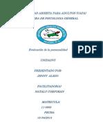 EVALUACION DE LA PERSONALIDAD V I.docx