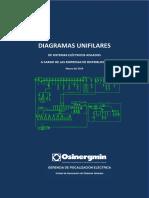 Diagramas Unifilares de La Generacion de Sistemas Electricos Aislados