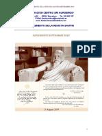 Suplemento Savitri Septiembre 2019