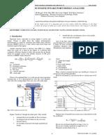 COMBUSTION ENGINE INTAKE PORT DESIGN ANALYSIS
